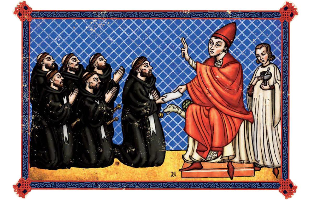 Inquisidores Generales del Tribunal de la Santa Inquisicion, Aquelarre