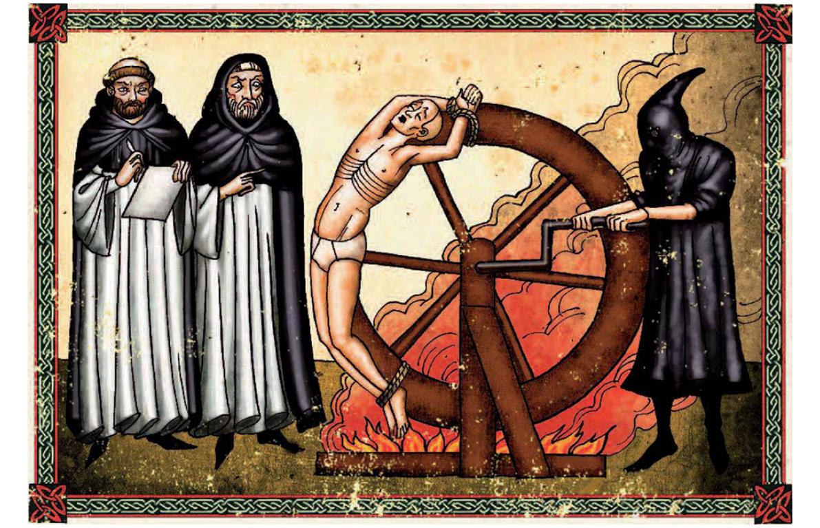 Inquisicion europea y española
