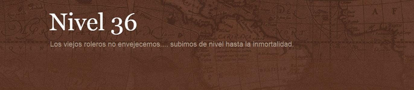 Blog nivel 36 de Ricard Ibáñez