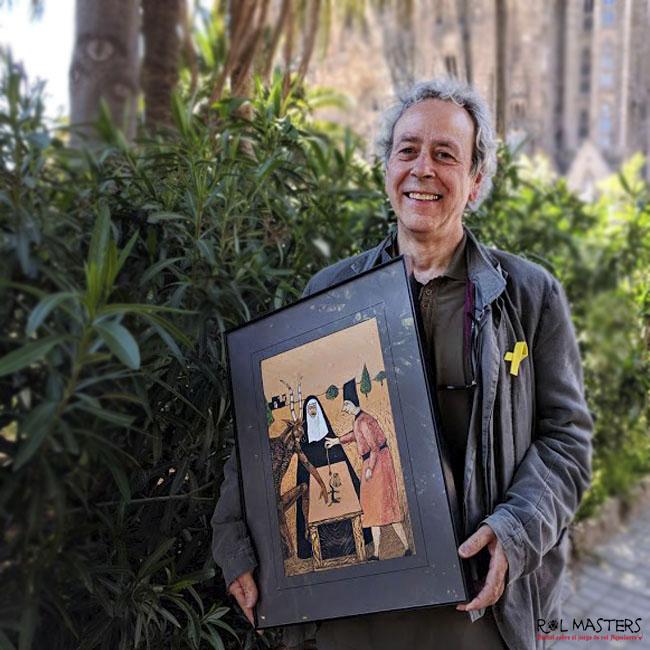 Francesc Matas Salla