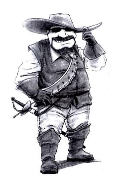 Ricard Ibañez autor del juego de rol del capitan alatriste