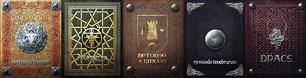 asturias medievalia, ars malefica, daemonolatreia, retorno a rincon, dracs, lengendarium inferni, exmundo tenebrarum