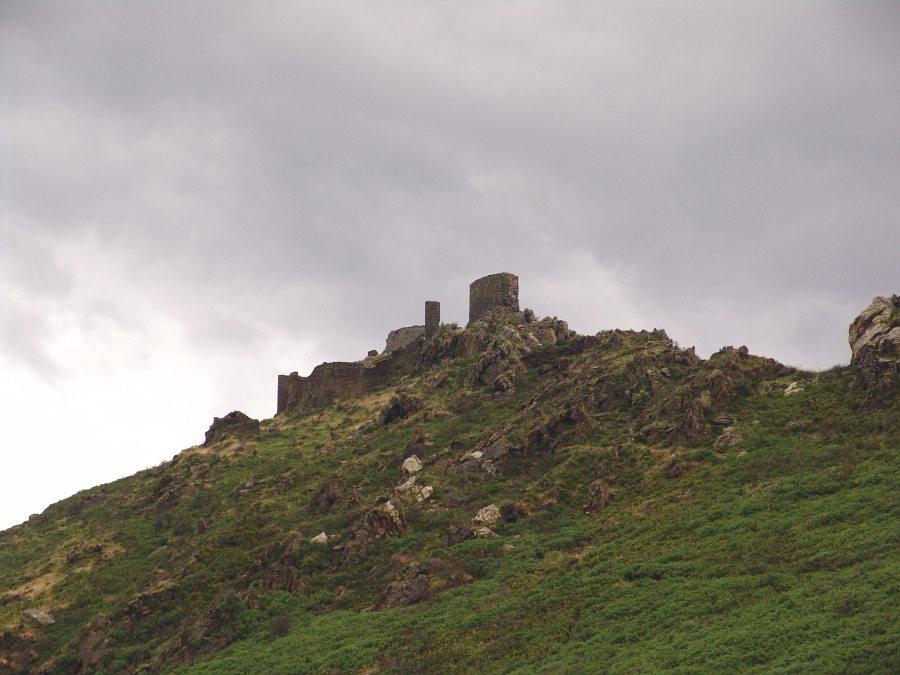 El castell de Verdera