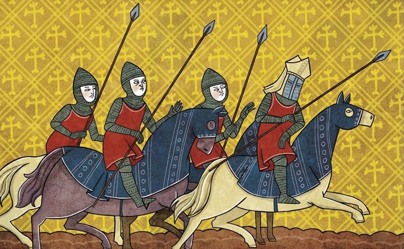 Liber Nobilium suplemento para el juego de rol aquelarre sobre la nobleza medieval por Abel Peña González