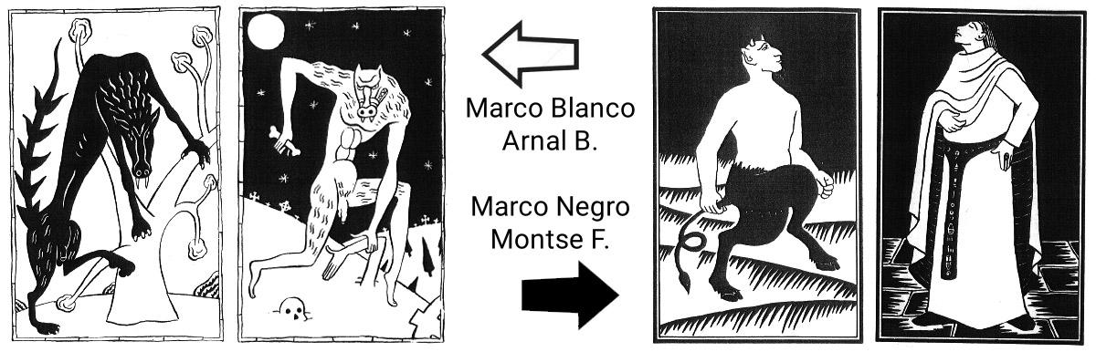 Imágenes interiores de Aquelarre Arnal Ballester y Montse Fransoy